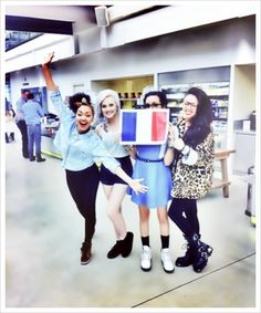 Little Mix in France