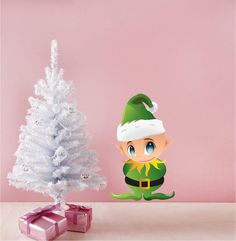 Merry Christmas Wall Decal   Christmas Murals   Primedecals | Holiday  Decoration | Pinterest | Wall Decals And Walls Part 41