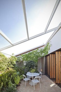 kitchen glass roof - Google Search
