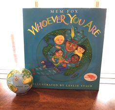 Whoever You Are is a Reading Rainbow recommended book, and an incredible multicultural read!