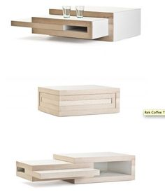 Rek coffee table