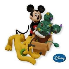 Knot a Problem Mickey and Pluto - 2010 Hallmark Keepsake Ornament by Hallmark, http://www.amazon.com/dp/B00430AYP4/ref=cm_sw_r_pi_dp_QL09qb08NXP2D