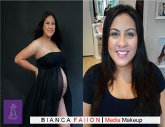 Classy pregnancy shoot for Lastisha at Angela's studio #pregnancyshoot #mummyshoot