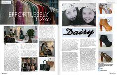 Marbella Society magazine interview