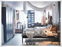 Inredningskaos: DIY Sänghimmel