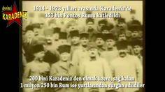 PONTOS/PONTUS SÜRGÜNLERİNE SAYGIYLA... - YouTube