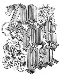 Designspiration — Typeverything.com - Zoo York by Matthew Tapia. - Typeverything