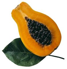 Papaya is one of the best fruits for skin care. Papaya cleanses and make skin to glow in a healthy way. There are much benefits of papaya for skin care. Papaya Plant, Papaya Tree, Foods That Cure Cancer, Cancer Fighting Foods, Natural Cancer Cures, Natural Cures, Natural Health, Cancer Prevention Diet, Natural Remedies
