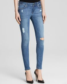 DL1961 Jeans - Emma Power-Legging in Remington