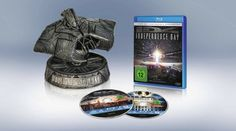 [Angebot]  Independence Day (Extended Cut)[Limited Alien Attacker Edition] [2 Blu-rays] für 57