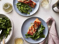 In a weeknight dinner rut? Meet our Easy Grilled Salmon. Catfish Recipes, Tilapia Recipes, Grilled Chicken Recipes, Seafood Recipes, Vegetarian Recipes, Healthy Recipes, Easy Recipes, Keto Recipes, Grilled Seafood