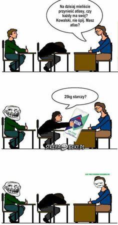 Very Funny Memes, Wtf Funny, Polish Memes, Funny Mems, Dead Memes, Life Humor, Really Funny, Funny Comics, Haha