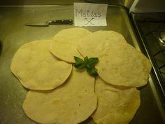 Receta de Pan Arabe - Taringa!