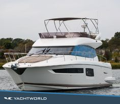 The Prestige 500 Flybridge will appeal to a serious cruising buyer who also enjoys living aboard for extended periods.