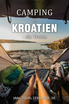 Camping in kroatien Camping Holland, K Om, Better Life, Croatia, Camper, Road Trip, Hiking, Europe, Vacation