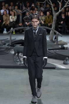 THOM BROWNE FALL 2014 SELECTION   THIS IS MY SUIT See more on http://thisismysuit.com