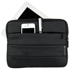 Luvvitt ® MASTER Sleeve - Ballistic Zip Bag for 10 inch / 10.1 inch / 10.2 inch tablets / New iPad 3 / iPad 2 / Samsung Galaxy Tab / Asus Transformer and Eee / Sony Tablet S / Microsoft Surface, List Price: $49.95  Price: $39.95  Sale: $19.95