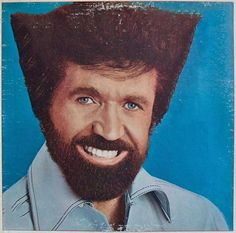 Wolverine! Who knew! ~~ The Worst Bad Album Cover Art