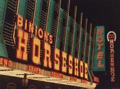 Binion's Horseshoe Casino - Las Vegas