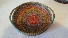 Large handled basket - $35 - Available