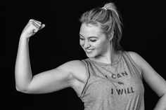 Iskra Lawrence's Do-Anywhere Exercises for Toning Your Legs and Arms