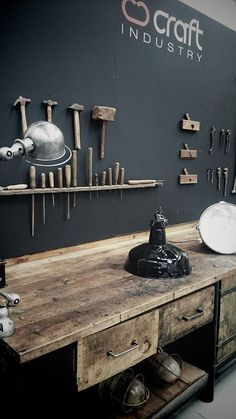 25 Best Garage Workshop Ideas 25 Best Garage Workshop Ideas The post 25 Best Garage Workshop Ideas appeared first on Werkstatt ideen. Garage Studio, Garage Shop, Garage House, House Studio, Workshop Studio, Garage Workshop, Workshop Design, Industrial Furniture, Industrial Style