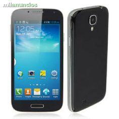 . SmartPhone I9500 con SO, Android 4.2 CPU SC6825 de doble n�cleo de 1,2 ghz.WIFI, con Pantalla de 4,7 pulgadas. Color negro, liberado. A estrenar!!!, Peso:330gr. Paquete compuesto de: 2 Baterias de 2600 mAh, 1 Aud�fono de 2,5mm. 1 cable USB. 1 Cargador. 1