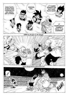 Muitos velhos inimigos aqui! - Página 40 - Dragon Ball Multiverse