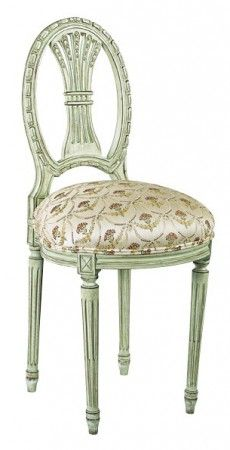 Louis J Solomon Vanity Sidechair