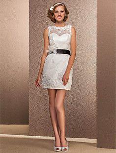 CLORINDA - Vestido de Noiva em Renda – BRL R$ 449,96