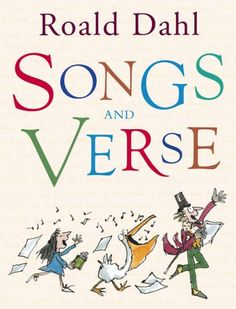 """Songs And Verse"" av Roald Dahl - Bought used on eBay"