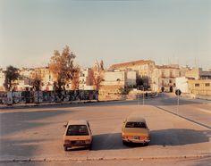 Luigi Ghirri - Bitonto, 1990 – serie Paesaggio italiano - project print - 8 x 10 cm - © Eredi di Luigi Ghirri - Courtesy Fondo di Luigi Ghirri