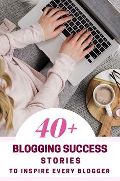 Need blogging inspiration to help take your blog to the next level? Here are awesome success stories from 40+ successful bloggers!  #blogging #bloggingtips #howtoblog #howtostartablog #bloggingguide #bloggingcourse #startablog #momblogs #businessblogs #travelblogs #fashionblogs #fashionbloggers #foodblogger #foodblog #eliteblogacademy #bloggingmadesimple