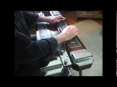 Bouquet of Roses - Steel Guitar - YouTube