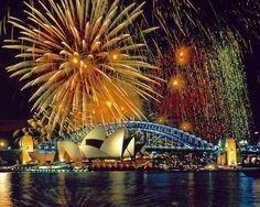 Sydney Harbour NYE- the best!