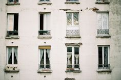 Facade. by -MRGT, via Flickr