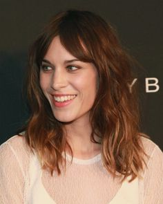 earlysunsetsovermonroeville:    Alexa Chung attends the Elle / Next Collection - Spring 2013 Mercedes-Benz Fashion Week Show at David Koch Theatre Lincoln Center on September 7, 2012 in New York City.