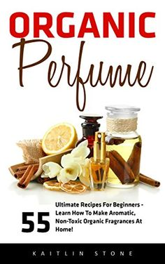great FREE ebook all about using essential oils to make perfumes. I'm loving it! So much great information about blending essential oils. There are 55 recipes, plus this ebook does a wonderful job of explaining why you use each ingredient to make perfume, what essential oils are top. middle, and bottom notes and what mix of those you want, what essential oils blend well together, what scent families of essential oils there are, and lots more. Even if you don't want to make perfumes, this is