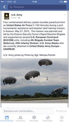 US Army #logistics #parachute