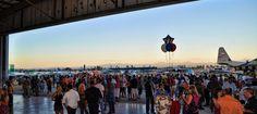 Airshow in Redding