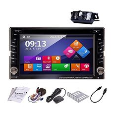 Special Offers - Just Arrival! Upgarde Version With Camera ! Win 8 Car Stereo Radio 2 DIN Car DVD CD Video Player Bluetooth GPS Navigation Car PC 800MHZ CPU !!! - In stock & Free Shipping. You can save more money! Check It (June 21 2016 at 06:55PM) >> http://gpstrackingdeviceusa.net/just-arrival-upgarde-version-with-camera-win-8-car-stereo-radio-2-din-car-dvd-cd-video-player-bluetooth-gps-navigation-car-pc-800mhz-cpu/