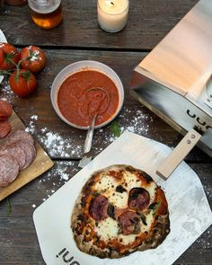 Shop online Uuni at Huckberry for their bestselling, portable wood-fire pizza ovens. Exclusive online deals; 10% off. Free shipping and free returns on Uuni orders.