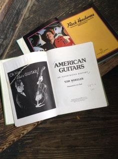 Guitar reference Books  vintage by MinaLucinda on Etsy
