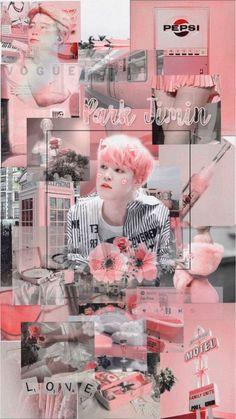 Park jimin bts chim-chim bangtan boys collage pink aesthetic vintage cute k Bts Blackpink, Jimin Jungkook, Jimin Wallpaper, Boys Wallpaper, Aesthetic Collage, Pink Aesthetic, Aesthetic Vintage, Aesthetic Iphone Wallpaper, Aesthetic Wallpapers