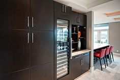 This kitchen features Kitchen Craft's custom cabinetry  http://www.kitchencraftvancouver.com/