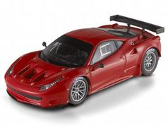 The Hot Wheels Ferrari 458 Italia GT2 Presentation Version Red, is a diecast model car release in 1/43 scale. The 458 Italia GT2 made its debut at the Sebring 12-Hour race, the opening round of the prestigious American Le Mans Series and Intercontinental Le Mans Cup.