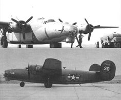 A B-24 with a B-17 nose. Many were modified. This is NOT photoshopped.