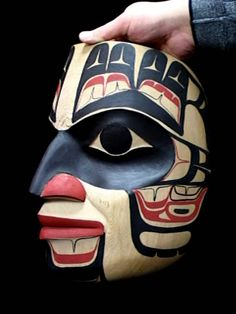 Alaska Native Mask