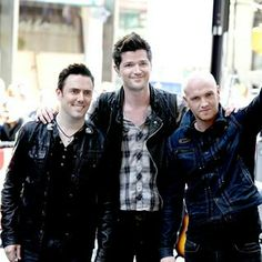 The Script, perfect guys