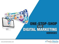 Looking for digital marketing services? We are One-Stop-Shop for services such as Website Optimisation, Link Building, Facebook Marketing and Twitter Marketing.  #DigitalMarketing #OnlineMarketing #InternetMarketing #SMM #SMO #SEO #WebDesigning #ContentWriting #SocialMedia #SocialMediaMarketing #WebDevelopment #OneStopShop